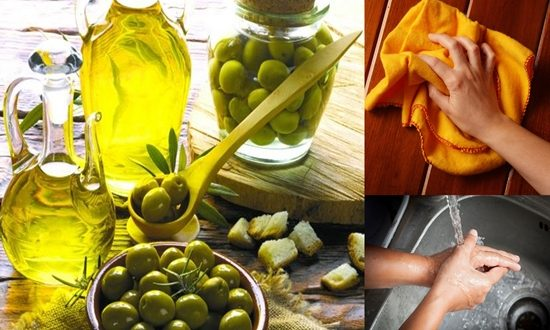 Uses To Olive Oil Beyond The Kitchen