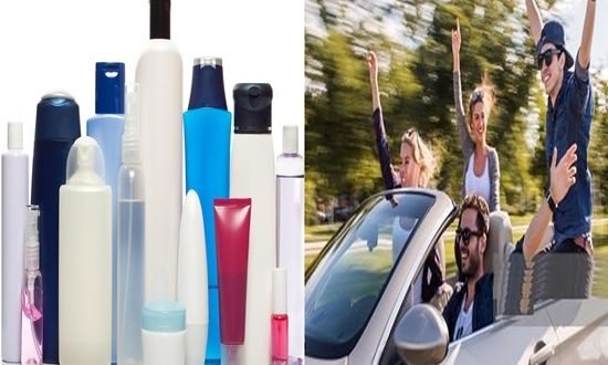 beauty and self-hygiene that should be kept in your car