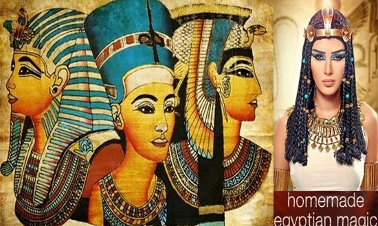 beauty recipes and secrets From Egypt