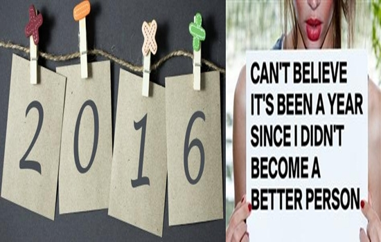changes to do to become a better person in 2016