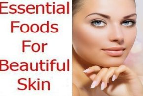 The 6 most essential foods for skin beauty