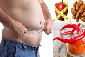 3 foods that will a kill fat around the tummy!