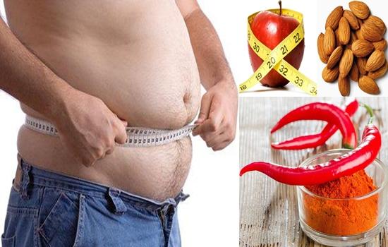 foods that will a kill fat around the tummy