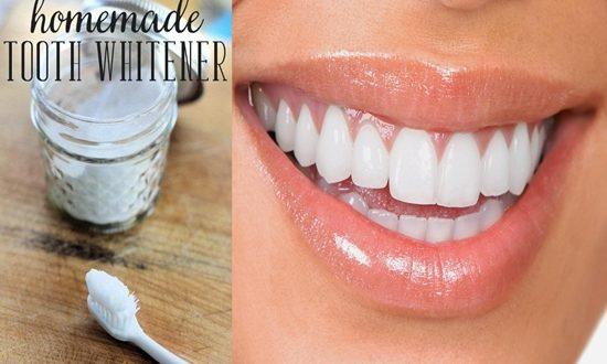 homemade paste for 14 days for whiter teeth