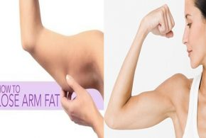 Advices on how to lose arm fat quickly