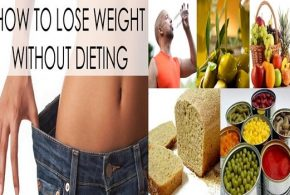 9 Ways to lose weight without a diet