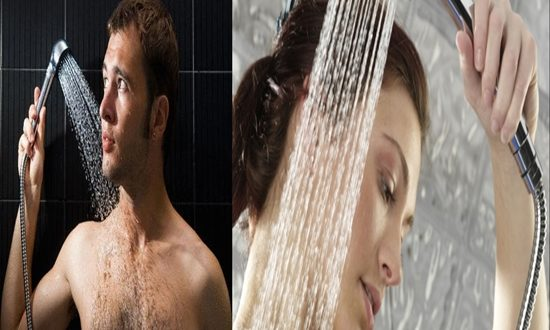mistakes we do while taking a shower