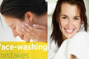 Avoid these 3 mistakes while washing your face