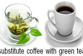 The 4 reasons why you need to substitute coffee with green tea