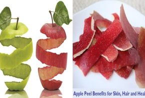 Do you know the benefits of apple peels?