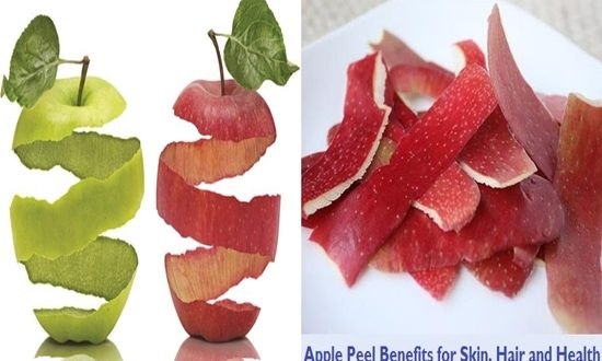 benefits of apple peels