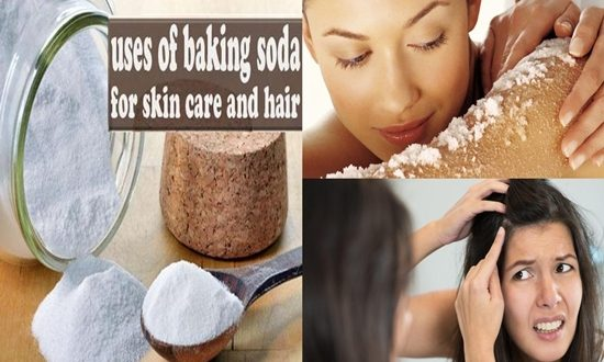Beauty Uses Of Baking Soda