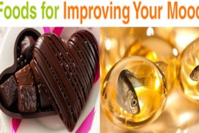 5 Foods for improving the mood