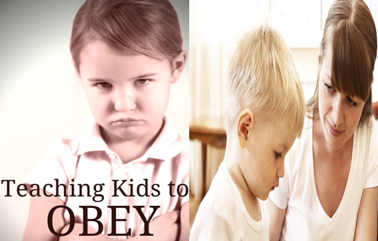 How to deal with your child who doesn't obey your orders