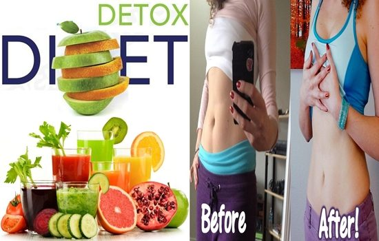 Impressive detox diet, safe and satisfying