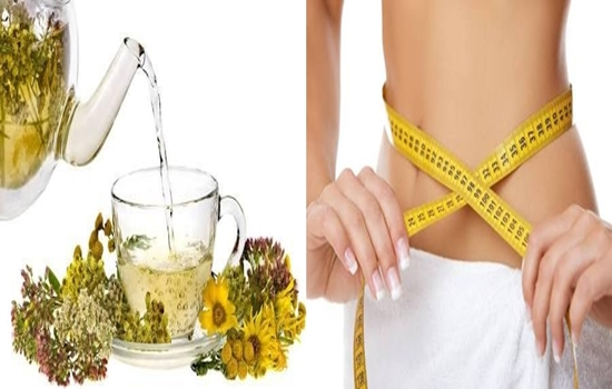 Lose Weight With Herbal Teas
