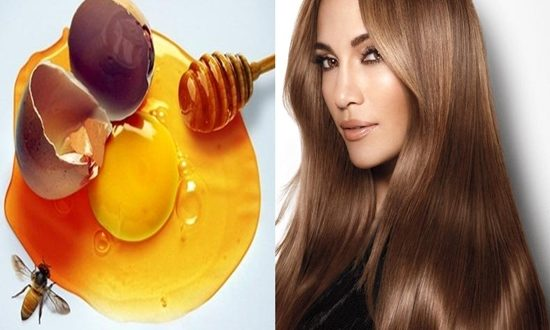 Natural recipes to strengthen the hair