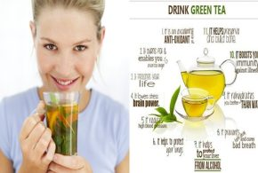 Reasons to start drinking green tea