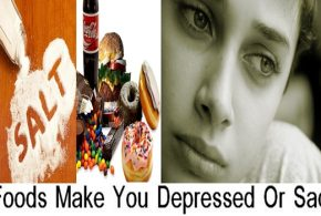 The Foods That Can Make You Depressed Or Sad
