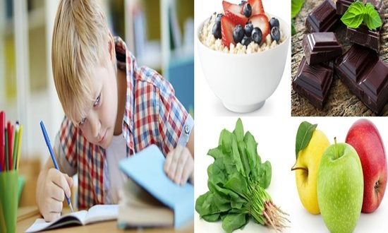 These foods will help you to study better
