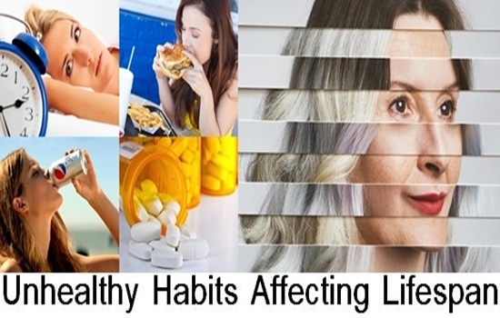 Unhealthy Habits That Are Affecting Your Lifespan