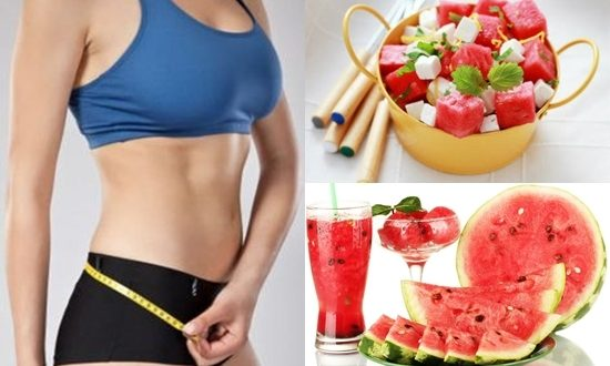 Watermelon Helps You To Lose Weight