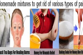 5 homemade mixtures to get rid of various types of pain