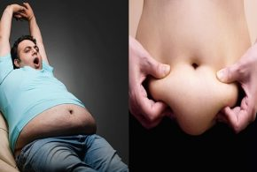 For these reasons you don't lose belly fat