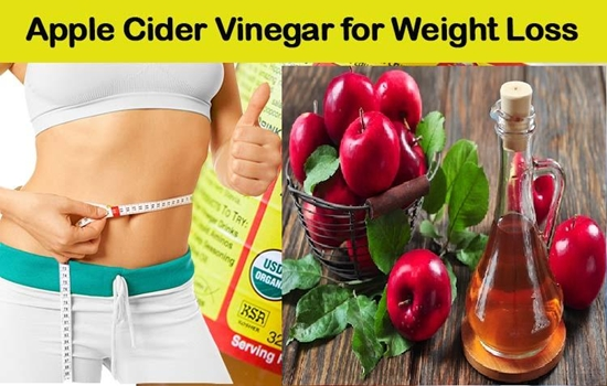 recipe of apple cider vinegar that can help you burn fat