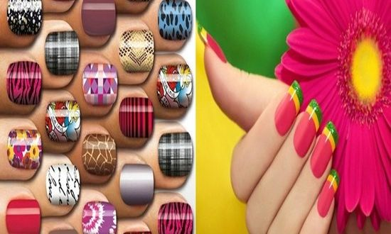 10 useful ways to use nail polish
