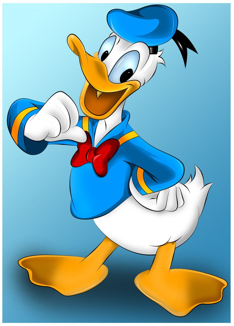 5 Weird Facts You Might Not Know About Cartoon Characters Donald Duck1