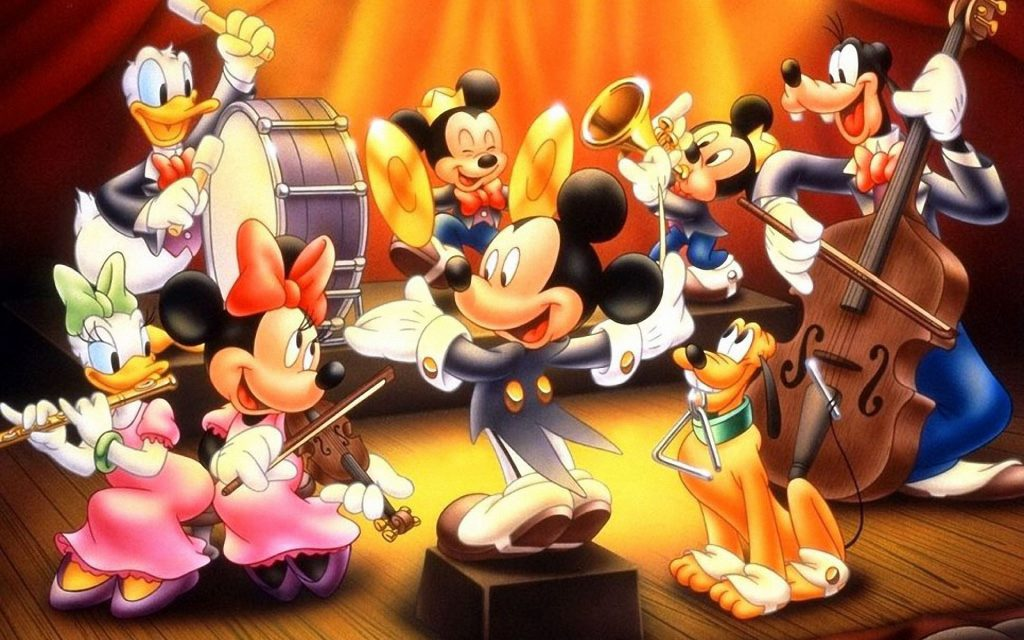 5 Weird Facts You Might Not Know About Cartoon Characters Mickey Mouse