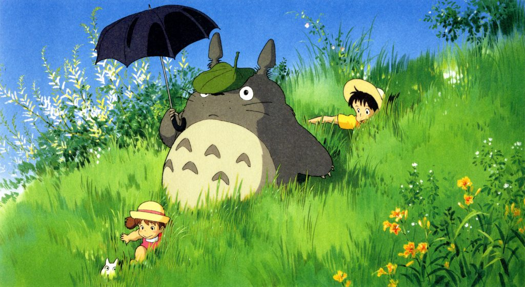5 Weird Facts You Might Not Know About Cartoon Characters totoro1