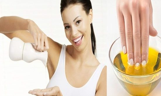Beauty Care Products With Olive Oil