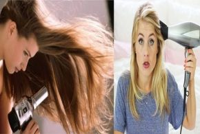 Eight Hair Drying Mistakes You Probably Are Doing
