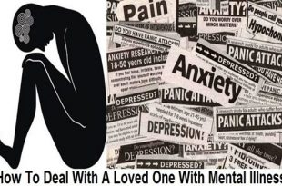 How To Deal With A Loved One With Mental Illness