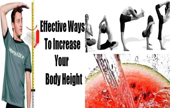 Increase your Height