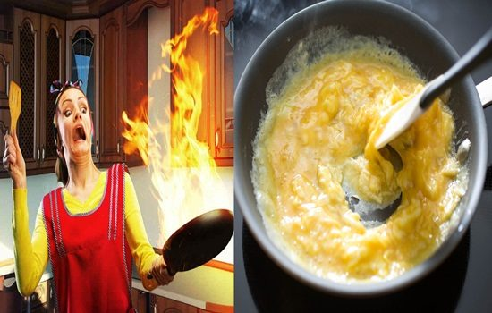 Mistake You Probably Are Doing While Cooking Scrambled Egg