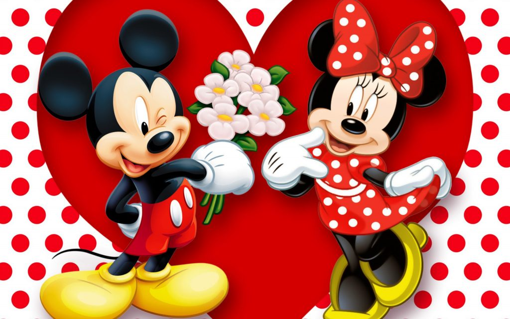 Of All Cartoon Characters People Love These Are the 6 They Love Most Mickey Mouse1