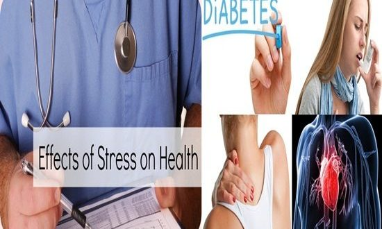 Stress Affect Your Physical Health
