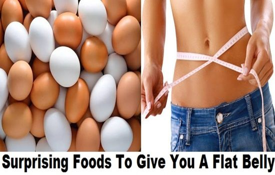 Surprising Foods To Give You A Flat Belly