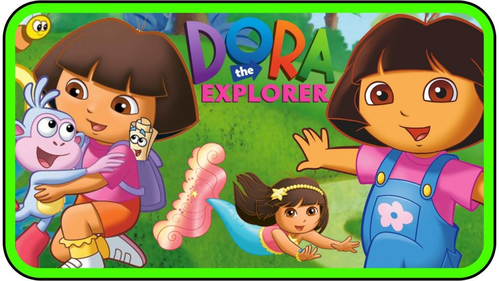 The Top 5 Cartoon Characters That Annoyed Viewers Most Dora