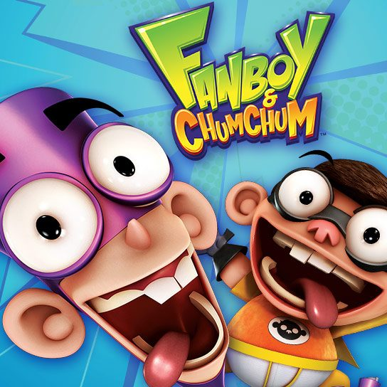 The Top 5 Cartoon Characters That Annoyed Viewers Most Fanboy and Chum Chum1