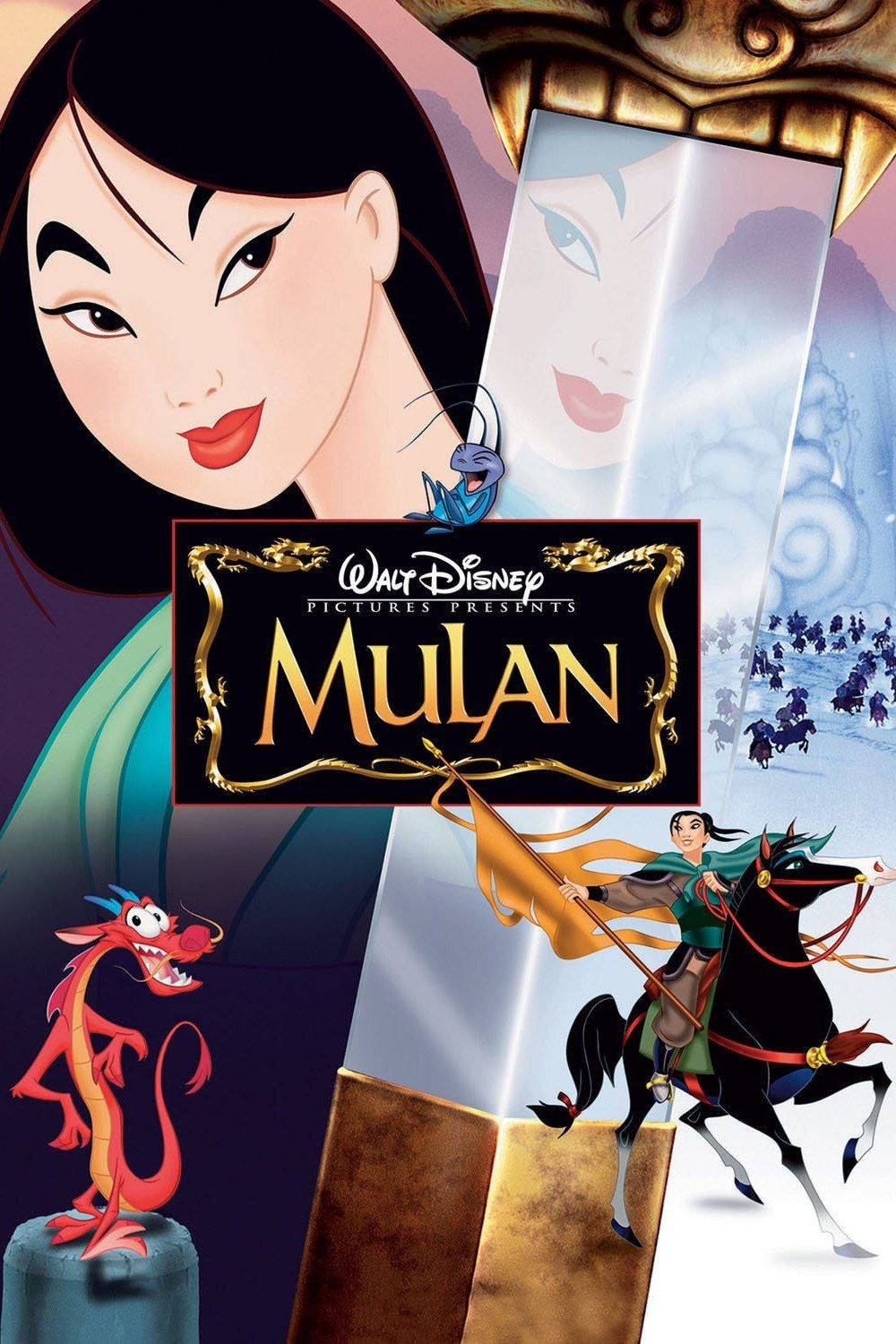 Top 6 Cartoon Movies That Moved and Inspired People Mulan