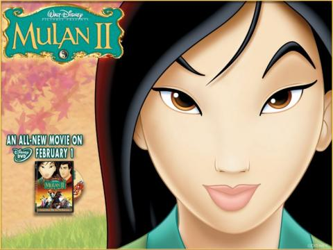 Top 6 Cartoon Movies That Moved and Inspired People Mulan1