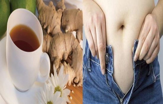 How To Use Ginger To Reduce Belly Fat