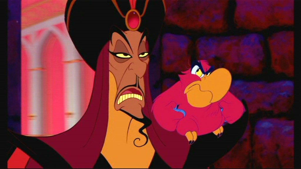 List Of The Most Evil Disney Villains Of All Jafar, Alladin