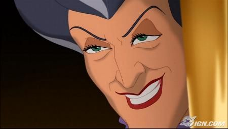 List Of The Most Evil Disney Villains Of All Lady-Tremain. Cinderella1
