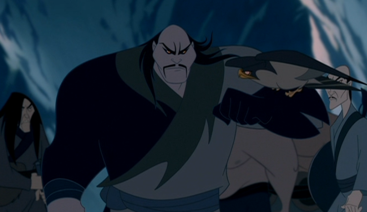 List Of The Most Evil Disney Villains Of All Shan-Yu Mulan1