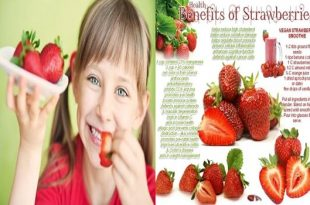 Strawberry Is a Super Food